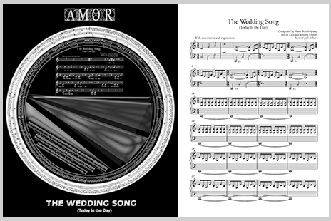 AMOR - The Wedding Song - Sheet Music
