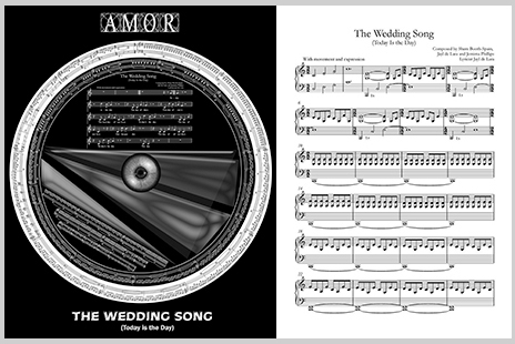 Wedding Song Sheet Music